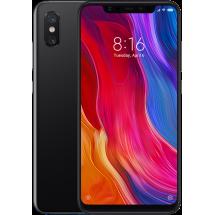 """Xiaomi Mi 8 - 6Gb / 64Gb - 5.84"""" - 4G - Dual Sim - NUEVO - 2 años de garantía - Negro"""
