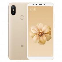 """Xiaomi Mi A2 - 4Gb / 64Gb - 5.99"""" - 4G - Dual Sim - NUEVO - 2 años de garantía - Dorado"""