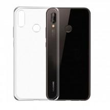 Funda TPU silicona transparente para Huawei Y9 2019