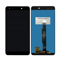 Pantalla completa LCD y táctil color negro para Alcatel Idol 5S 6060X / 6060S