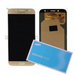 Pantalla LCD y táctil color Blanco para Samsung Galaxy J7 J730F (2017)