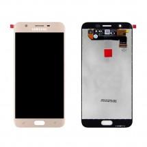 Pantalla LCD y táctil color dorado para Samsung Galaxy J7 2018 J737