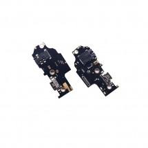 Placa conector de carga con jack audio y micrófono para Meizu E3