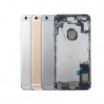 Chasis trasero completo con componentes para iPhone 6Plus / 6 Plus (SWAP) - elige color