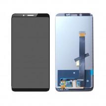 Pantalla completa LCD y táctil color negro para ZTE Nubia N3