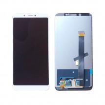 Pantalla completa LCD y táctil color blanco para ZTE Nubia N3