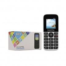 Teléfono móvil Alcatel Onetouch 1016D Dual Sim - color negro - Usado - (6 meses de garantía)