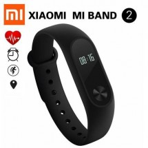 Xiaomi Mi Band 2 Smart Band pulsera deportiva inteligente color negro