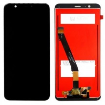 Pantalla LCD y táctil color negro para Huawei P Smart / Enjoy 7S - 5.65""
