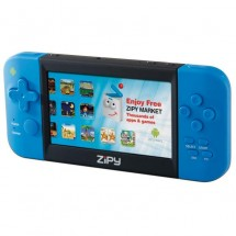 Consola juegos Zipy Smart Fun Gamer 4.3 NUEVA Color negro