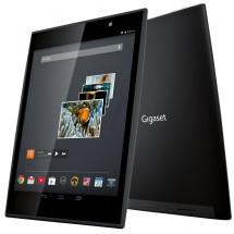 """Tablet Gigaset QV830 de 8"""" NUEVA (2 años de garantía) color Negro"""