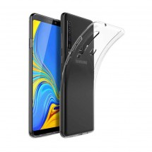 Funda TPU Silicona Transparente para Samsung Galaxy A9 2018 (A920)