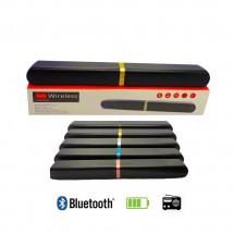 Altavoz barra de sonido Bluetooth TG026  - Radio FM - Varios colores