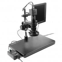 Microscopio digital Alta definición 30x-180x BAKU BA-002 con monitor LCD