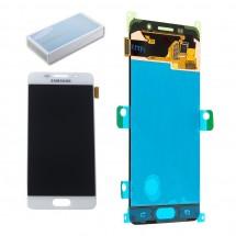 Pantalla Original LCD más táctil color blanco para Samsung Galaxy A3 2016 (A310)