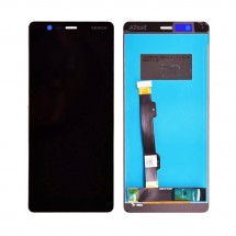 Pantalla completa LCD y táctil color negro para Nokia 5.1 / N5.1