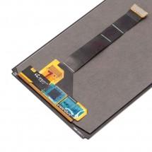 Pantalla completa LCD y táctil color negro para ZTE Axon 7 Mini