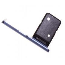 Bandeja porta tarjeta Sim color azul para Sony Xperia XA2 Ultra