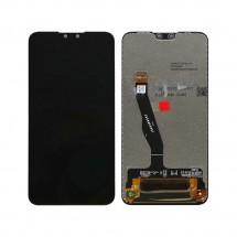 Pantalla completa LD y táctil color negro para Huawei Y9 2019