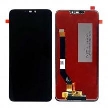 Pantalla completa LCD y tácil color negro para Huawei Honor 8C / Honor Play 8C