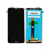 Pantalla completa LCD y tácil color negro para Huawei Enjoy 8E Lite