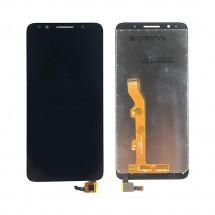 Pantalla completa LCD y táctil color negro para Alcatel 1X 5059
