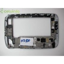"Marco frontal display para Samsung Galaxy Note N5100 N5110 N5120 8"" (Swap)"