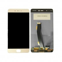 Pantalla LCD más táctil color dorado para Xiaomi Mi 5s