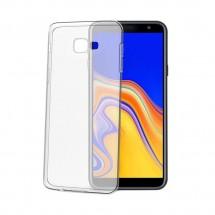Funda TPU Silicona Transparente para Samsung Galaxy J4 Plus