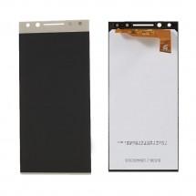 Pantalla completa LCD y táctil color dorado para Alcatel 5 5086D