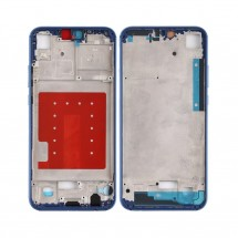 Marco frontal display color azul para Huawei P20 Lite (swap)