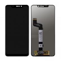 Pantalla completa LCD y táctil color Negro para Xiaomi Redmi Note 6 Pro