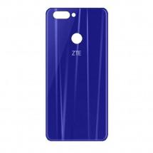 Tapa trasera color Azul para ZTE Blade V9