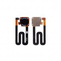Flex lector huella touch ID color negro para Motorola Moto G6 Play