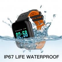 Reloj inteligente Smartwatch A6 Deporte - Ritmo cardiaco - GPS - Resistente al Agua - Notificaciones