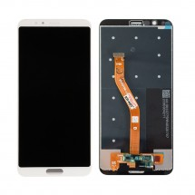 Pantalla completa LCD y táctil color blanco para Huawei Honor View 10