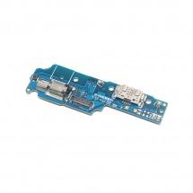 Placa conector de cargar y vibrador para Lenovo K8 Note