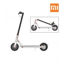 Patinete Eléctrico Plegable Xiaomi Mi Scooter autonomia 30km - color blanco