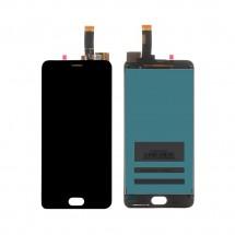 Pantalla completa LCD y táctil color negro para Meizu M6 / Meilan 6