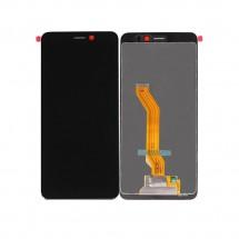 Pantalla completa LCD y táctil color negro para HTC U12