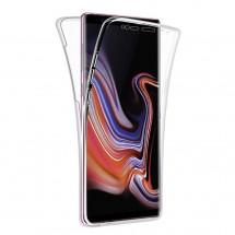 Funda TPU Silicona Transparente 360º para Samsung Galaxy Note 9