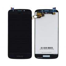 Pantalla completa LCD y táctil color negro para Motorola Moto E5 Play