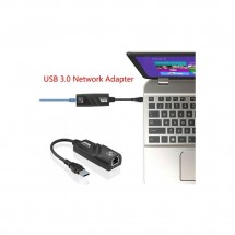 Adaptador Red USB 3.0 a RJ45 Gigabit 1000mb/s