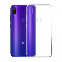 Funda TPU Silicona Transparente para Xiaomi Redmi Note 7