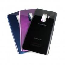 Tapa trasera batería para Samsung Galaxy S9+ S9 Plus G965F - elige color