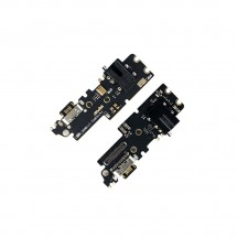 Placa conector de carga , micrófono y jack audio para Meizu 16