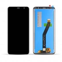 Pantalla completa LCD y táctil color negro para Meizu M6T