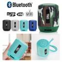 Altavoz portatil Bluetooth TG-129 - USB - MicroSD - Radio - elige color