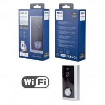 Portero timpre con cámara Wifi - sensor movimiento - infrarojo Ref. OP-R4079