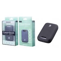 Batería externa Power Bank 10000 mAh - 2 USB - con indicador LED - Mode. OP-D4934 - elige color